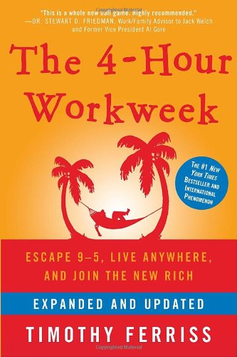 4 Hour Workweek Cover