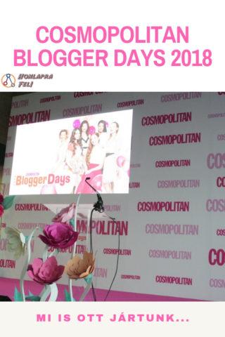 Cosmopolitan Blogger Days 2018