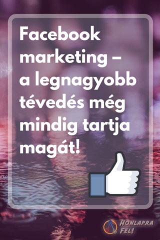 Facebook marketing cím