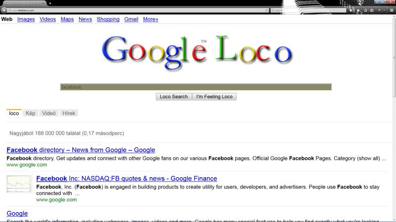Google Loco