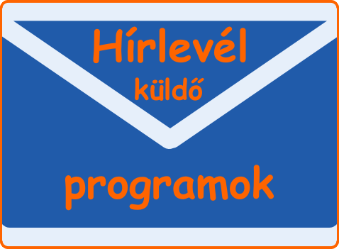 Hírelvél küldő programok
