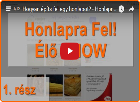 Honlapra Fel! élo show
