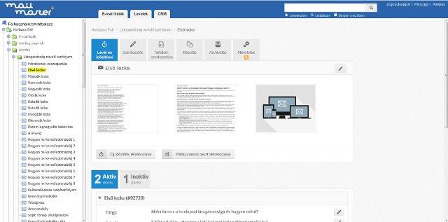 Mailmaster screenshot