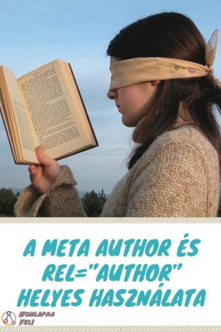 Meta author és rel author