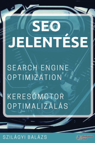 Seo jelentése search engine optimization