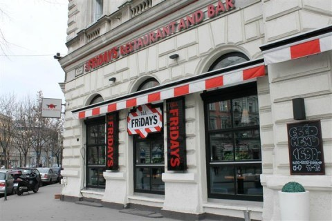 TGI Fridays Budapest Oktogon