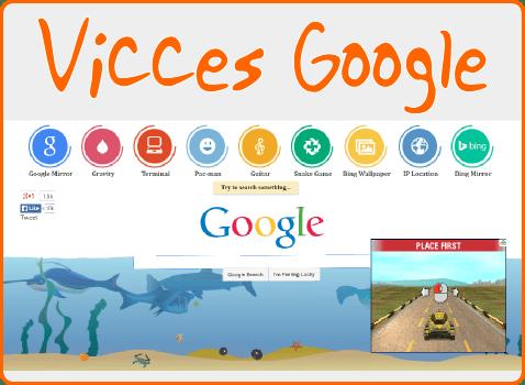 Vicces Google