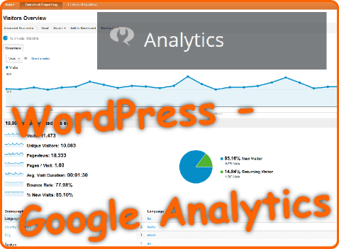 Wordpress - Google Analytics