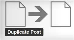 Wordpress duplicate post plugin