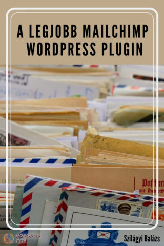 A legjobb MailChimp WordPress plugin