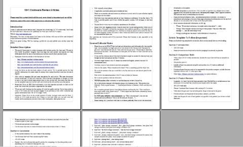 Amazon szövegíró munkaköri leírás minta