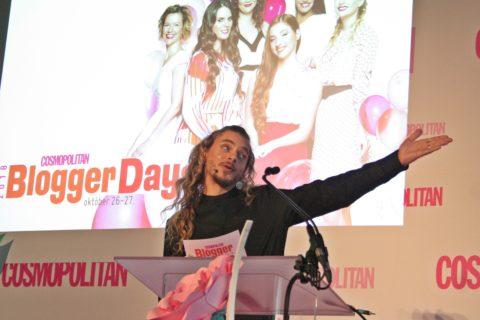 Cosmopolitan blogger days Steiner Kristóf