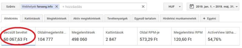 legjobb online bevételek)
