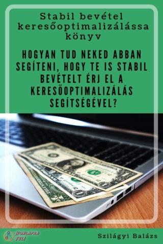 hogyan fog neked segíteni a seo könyvem stabil bevétel