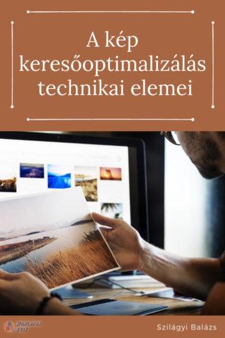 képek keresőoptimalizálása technikai elemei