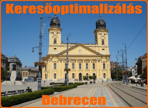 Keresőoptimalizálás Debrecen