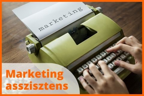 Marketing asszisztens