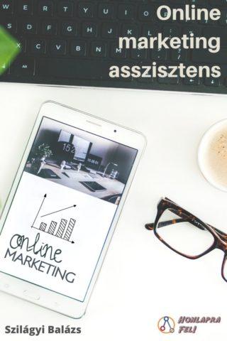 online marketing asszisztens