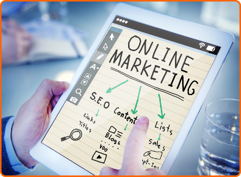Online marketing fogalma