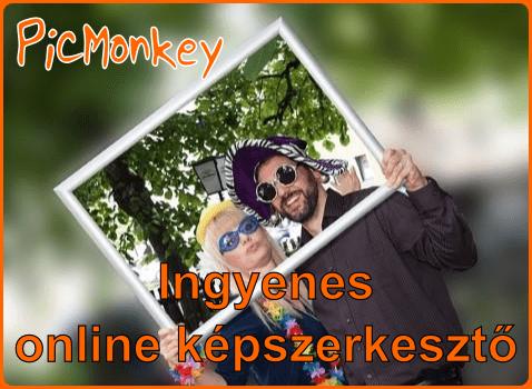 Picmonkey – ingyenes online képszerkesztő