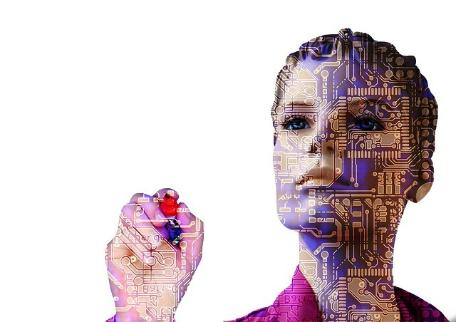 Robot - nő