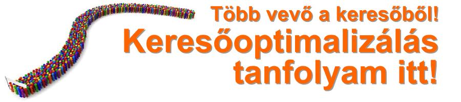 SEO tanfolyam banner