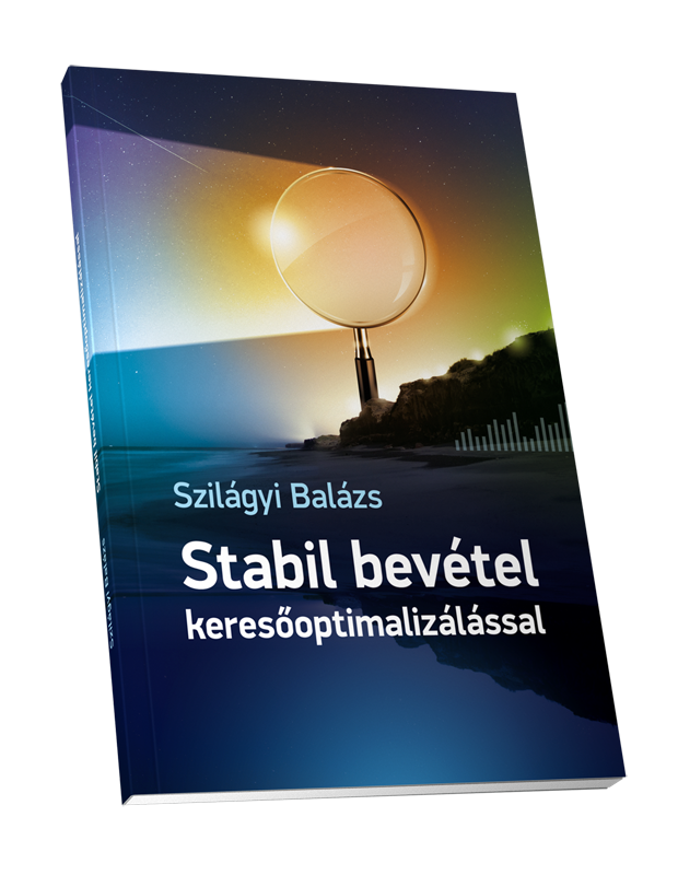 Stabil bevétel keresőoptimalizálással borító 3D látványterv 800pixel