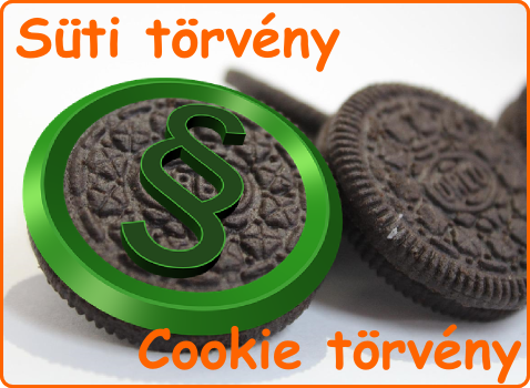 Süti törvény - cookie törvény