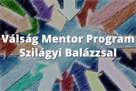 Válság Mentor Program