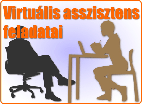 Egy virtuális asszisztens feladatai