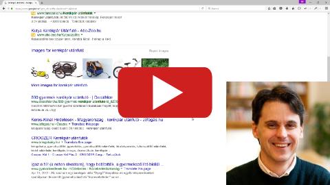 Webáruház keresőoptimalizálás videó thumbnail